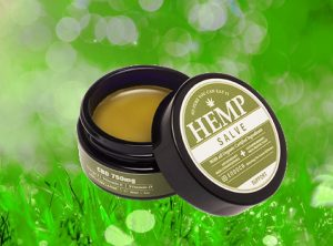 Endoca – Hemp Salve | 30 ml  Balsam konopny, 750 mg CBD