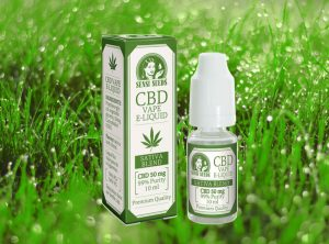 Sensi Seeds – CBD Liquid | 10 ml <br>  E-liquid CBD, 50 mg CBD