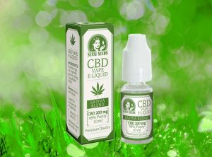 Sensi Seeds – CBD Liquid | 10 ml <br>  E-liquid CBD, 200 mg CBD