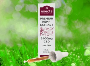 Enecta – CBD Oil 24% | 10 ml <br> Olej CBD, 2400 mg CBD